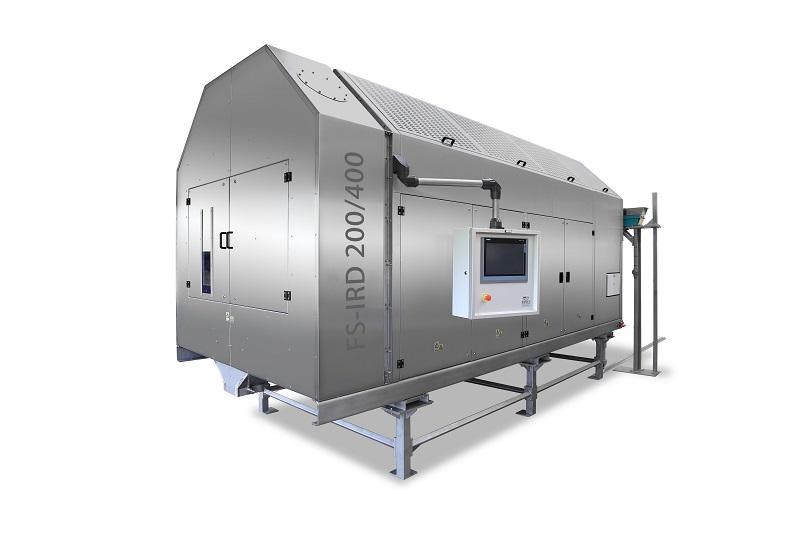 FoodSafety-IRD zur Keimreduzierung/Entkeimung/Pasteurisierung/Sterilisierung von Lebensmitteln