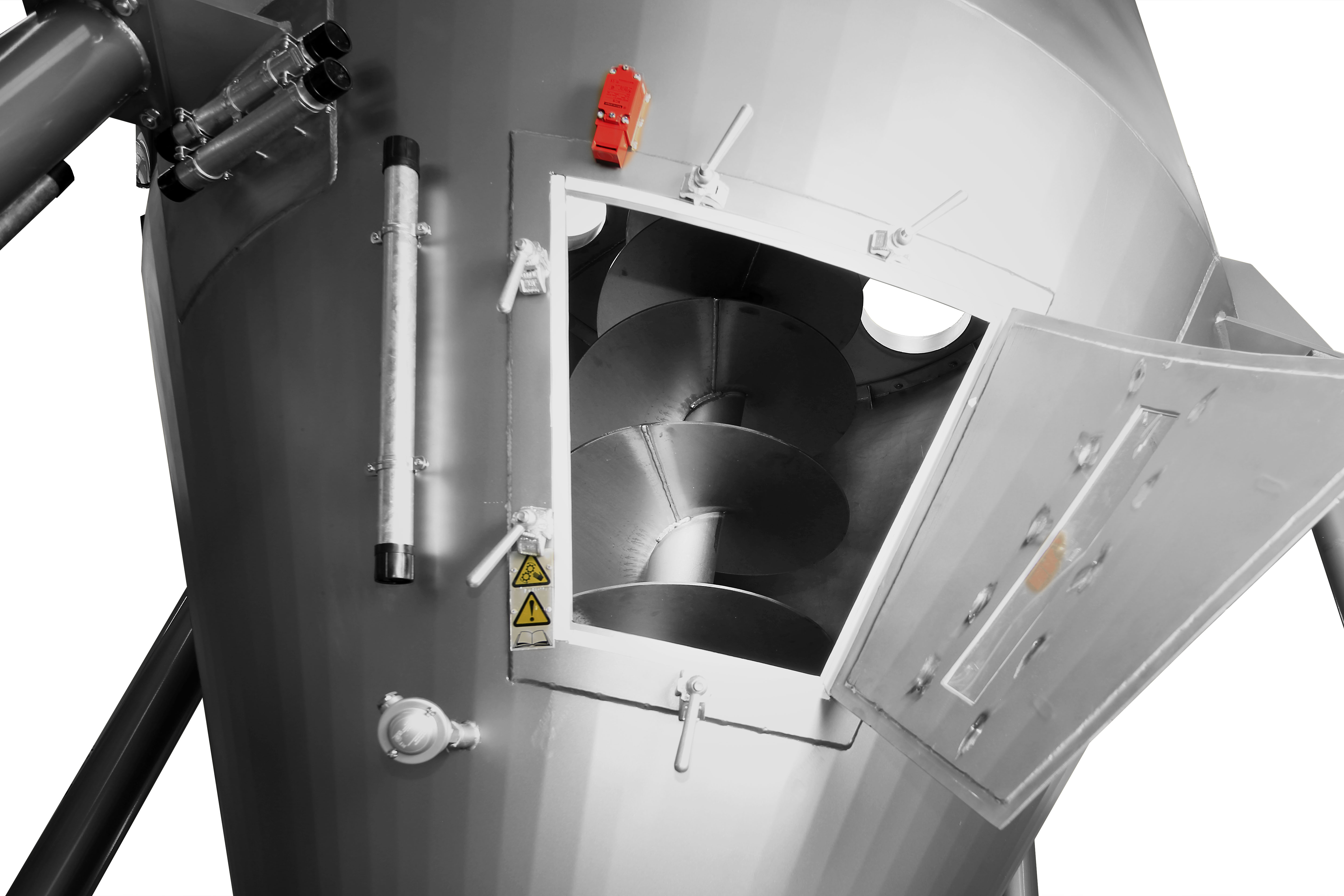 Mixer for food application
